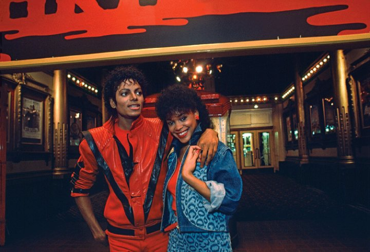 Michael-Jackson-and-Ola-Ray-Thriller-set-michael-jackson-29842964-720-491