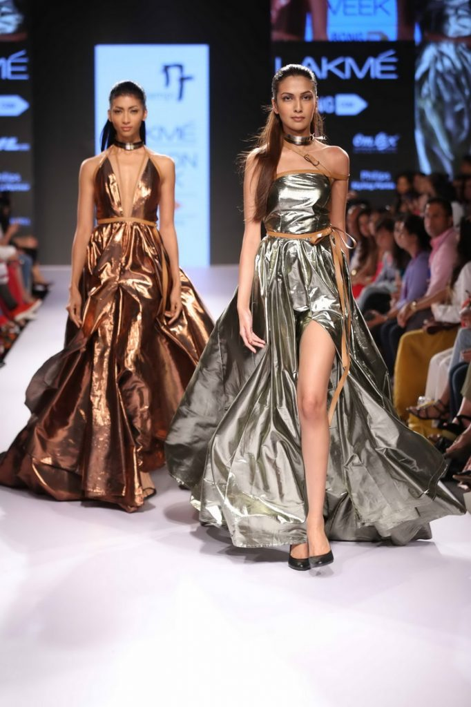 Nikhil Thampi Photo Courtesy: Lakme Fashion Week