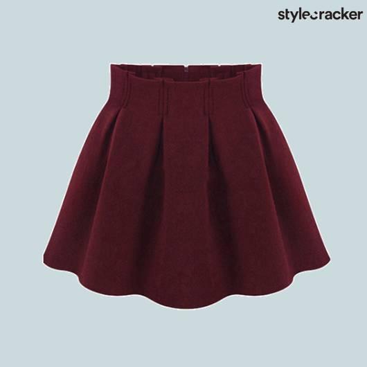 SCLOVES Skater Skirts - StyleCracker