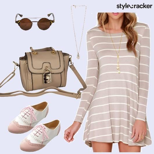 Slingbag Sunglasses Dress Shoes Neckpiece - StyleCracker