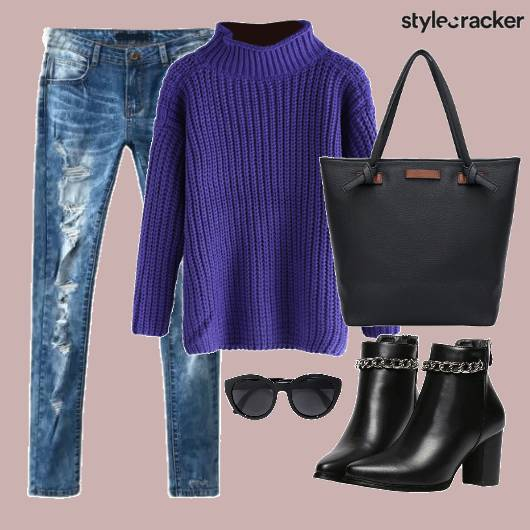 Sweater Knitted Travel Winter - StyleCracker