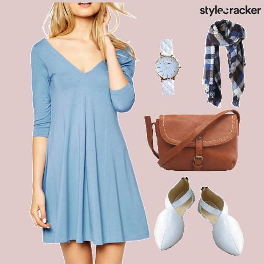 Dress Casuals Shoes Bag  - StyleCracker