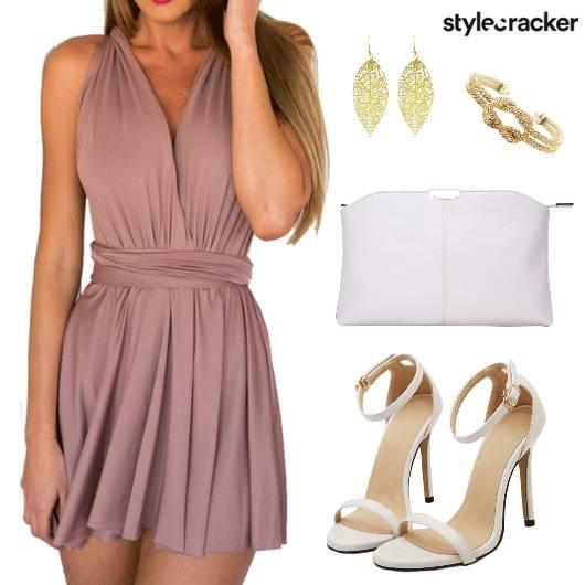 Dress Clutch Earring Cuff  - StyleCracker