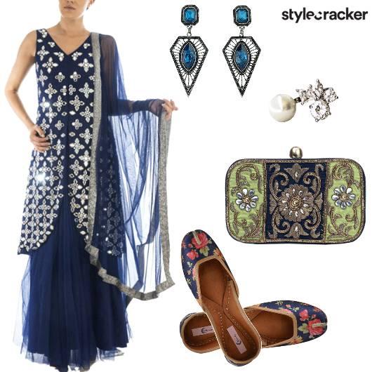 Indian Festive Lohri  - StyleCracker