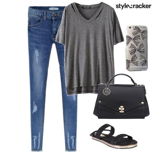 Denim Casual Day  - StyleCracker