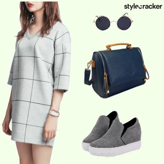 Shoes Straight Dress Sunglasses - StyleCracker