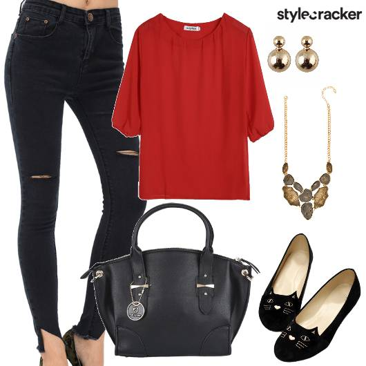 Blouse Day Office Work Casual - StyleCracker