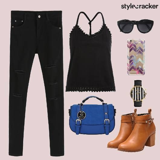 Top Bag Shoes Watch - StyleCracker