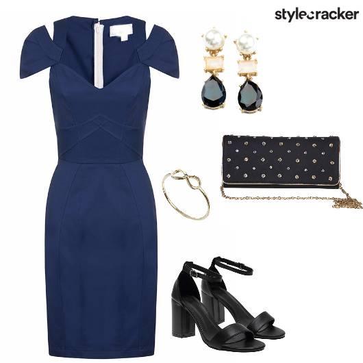 Bodycon Dress Party Night  - StyleCracker