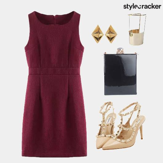 Dress Dinner Clutch Shoes Accessories - StyleCracker