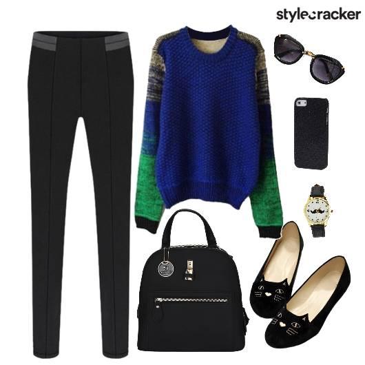 Sweater Knitted Winter - StyleCracker
