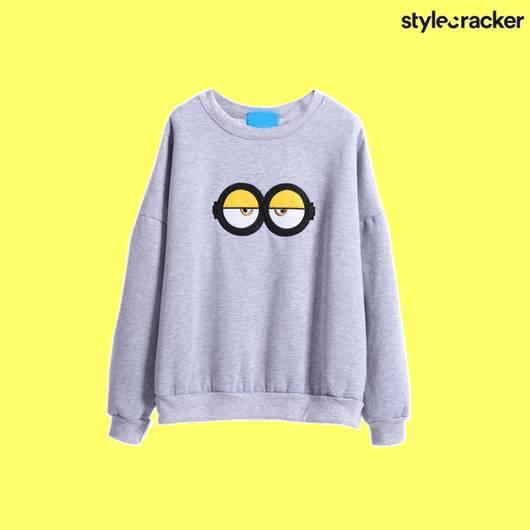 SCLoves Sweatshirt  - StyleCracker