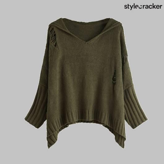 SCLoves Sweater - StyleCracker