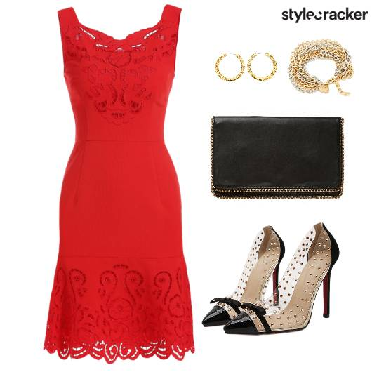 Dress Party Clutch Shoes Accessories - StyleCracker