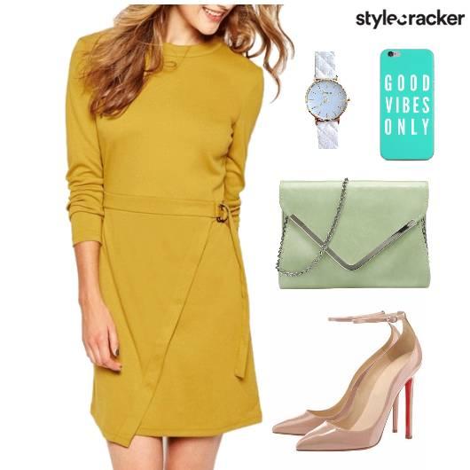 Dress Lunch Bag Shoes PhoneCover  - StyleCracker