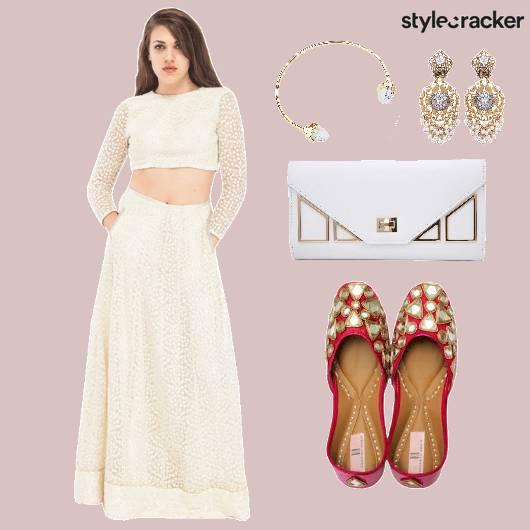 Indian Festive Wedding Bridal - StyleCracker