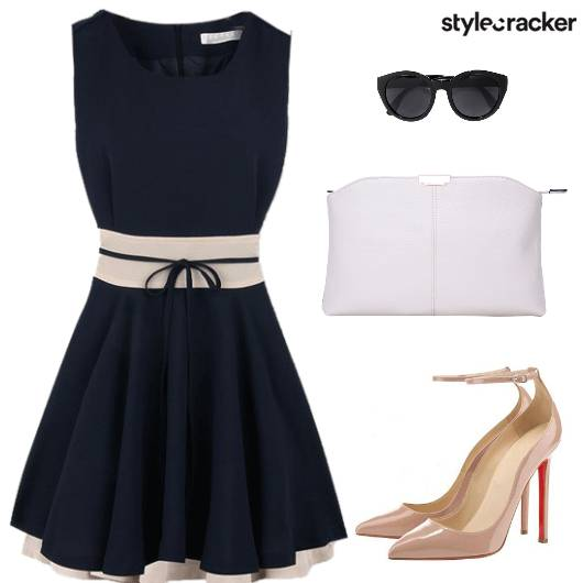Dress Heels Clutch Sunglasses - StyleCracker