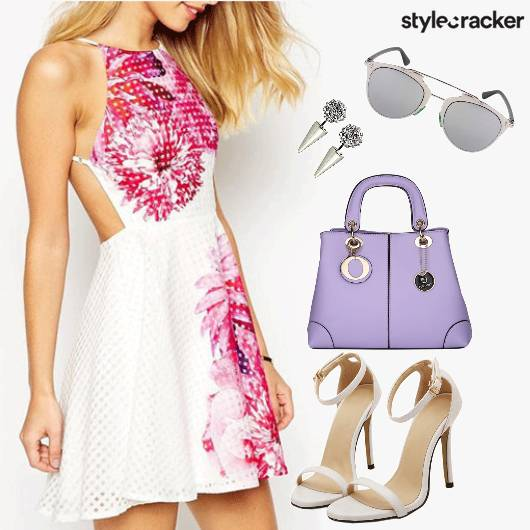Sunday Brunch Pretty Florals - StyleCracker