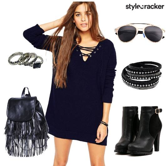GigReady Fringes Boots - StyleCracker