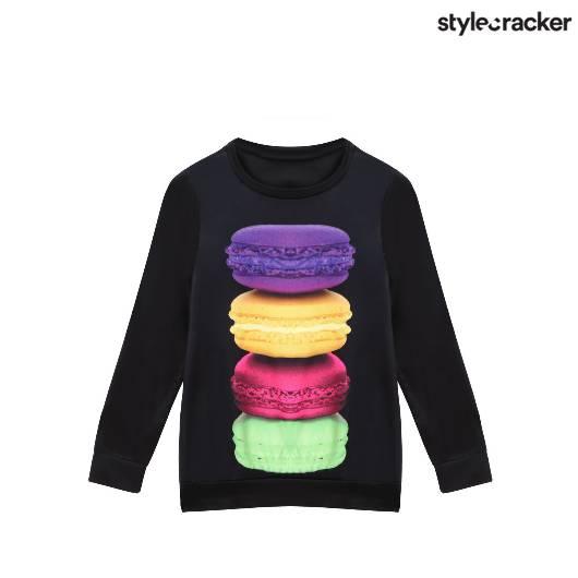SCLover Macaroons Sweatshirt  - StyleCracker