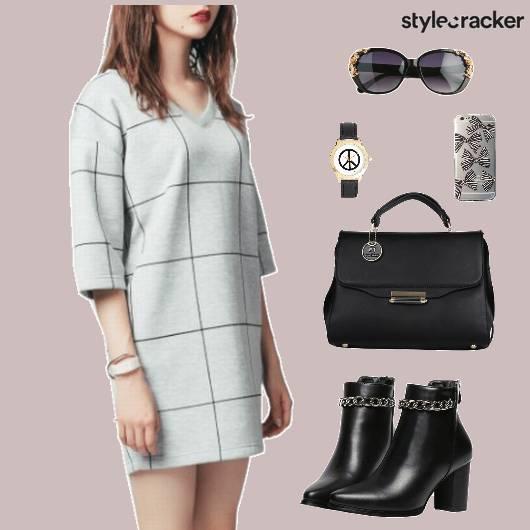Dress Bag Accessories Shoes  - StyleCracker