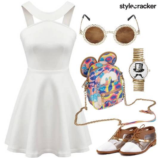 Fun Quirky Dressing Statement Bag  - StyleCracker