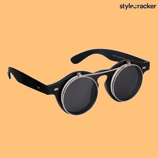 SCLoves Round Sunglasses - StyleCracker