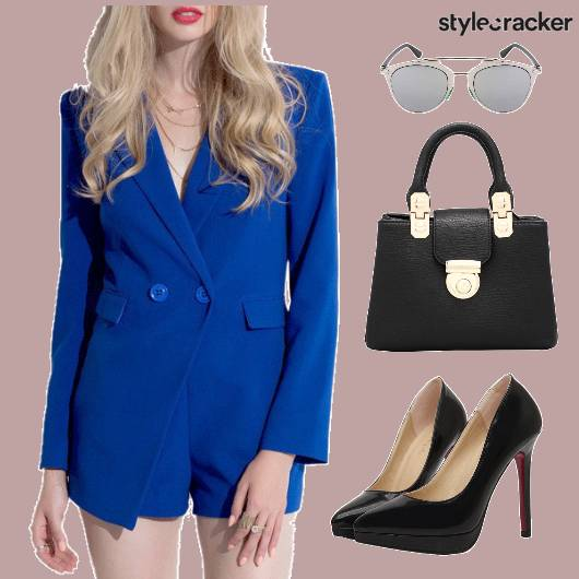 Meeting Bag Shoes Sunglasses Event - StyleCracker