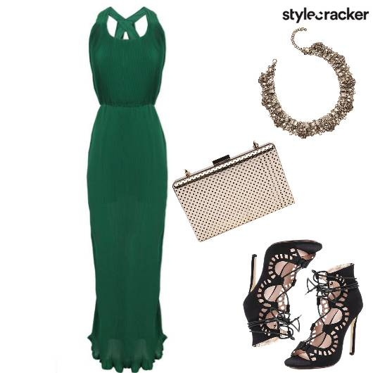 Gown Cocktail Dressy Night - StyleCracker