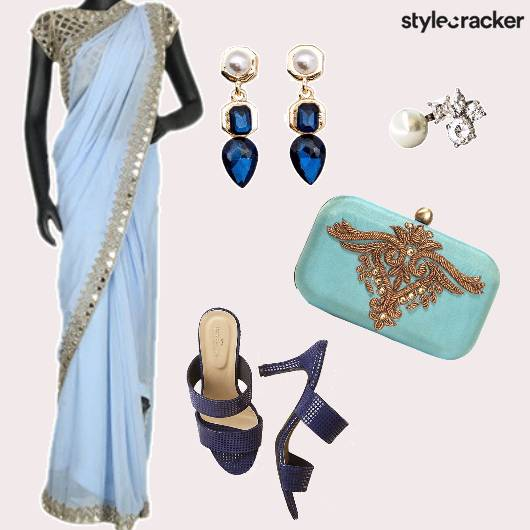 Indian Ethnic Saree Wedding Gathering - StyleCracker