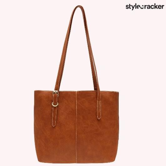 SCLOVES TAN BAG CASUAL - StyleCracker