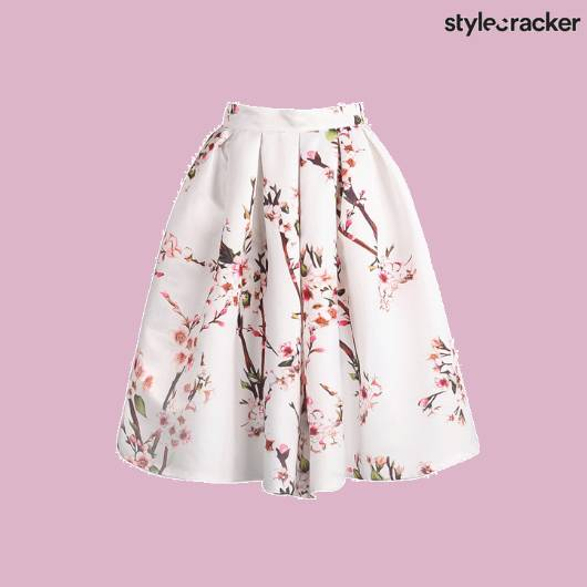 SCLoves Printed Skirts - StyleCracker