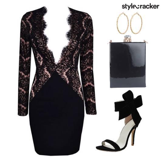 Dress Lace Party - StyleCracker