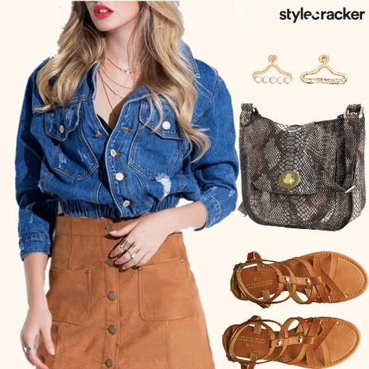 Denim Suede SmartCasuals - StyleCracker