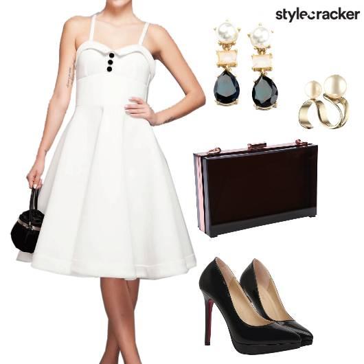 MidiDress Party Elegant  - StyleCracker