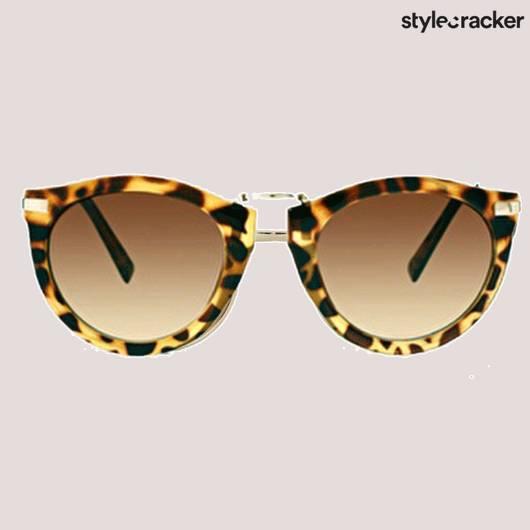 SCLOVES AnimalPrint Sunglasses - StyleCracker