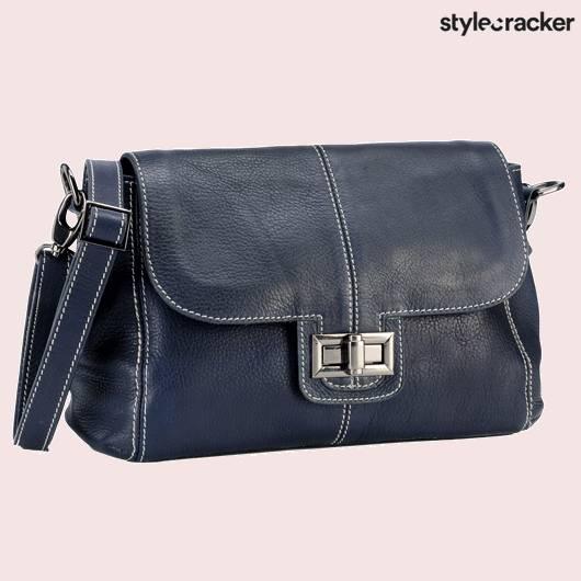 SCLoves Leather CrossbodyBag - StyleCracker