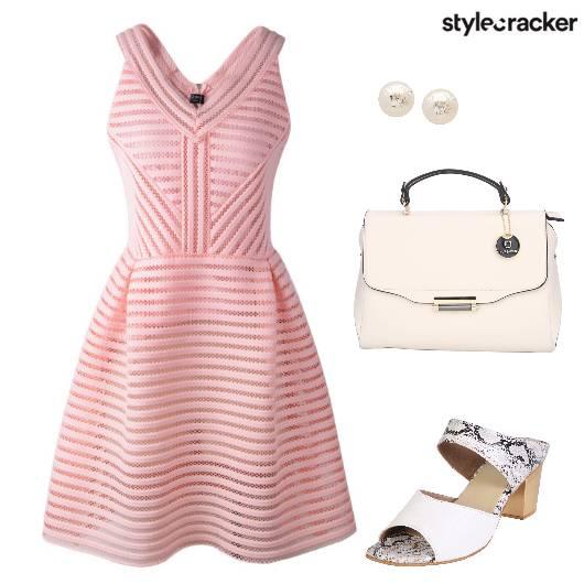 RoseQuartz Brunch Dressy Sunday  - StyleCracker