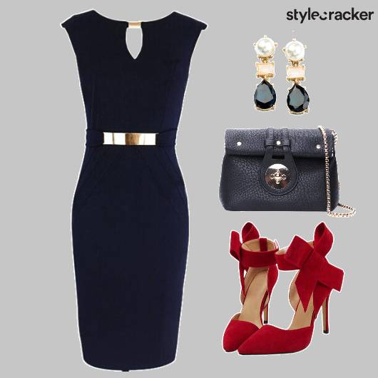 Dress Bag Shoes Dinner - StyleCracker