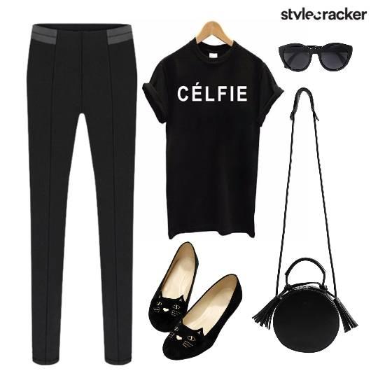 Tops Bottoms Shoes Bag Sunglasses - StyleCracker