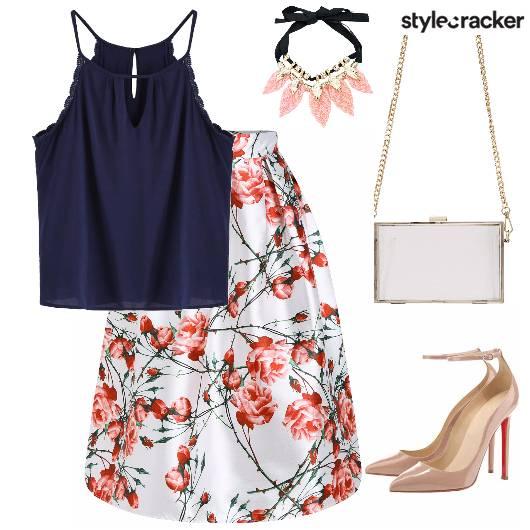 DinnerDate Florals  - StyleCracker