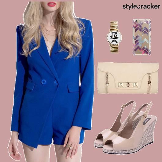Meeting Work Shoes Clutch  - StyleCracker