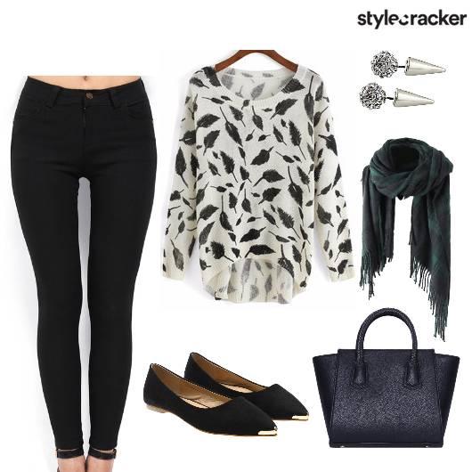 Winter College Sweater - StyleCracker