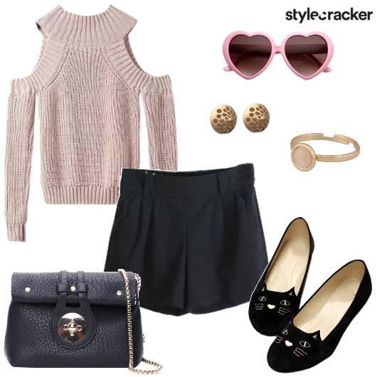 Knit Short Brunch Winter DressedUp - StyleCracker
