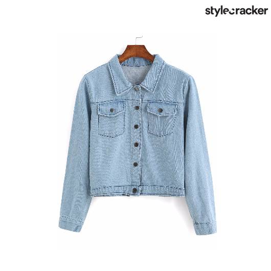 SCLoves DenimJacket Casual - StyleCracker