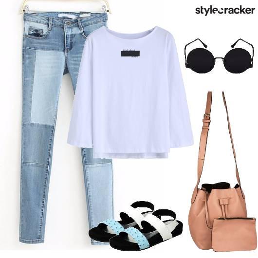 Pants Tshirt Casual Movie  - StyleCracker