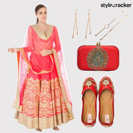 Indian Bridal Wedding  - StyleCracker