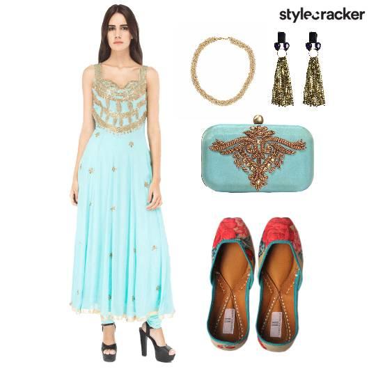 Indian Festive Bridal  - StyleCracker