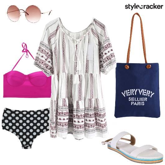 BeachReady Vacation Bikini - StyleCracker