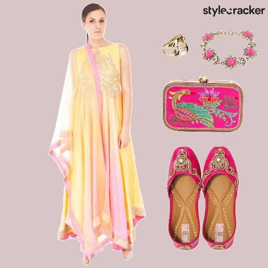 India Festive Bridal Wedding - StyleCracker
